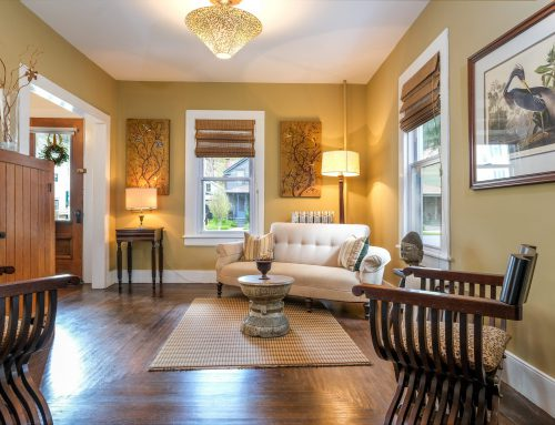 Drawing Room –  5 Orchard Street