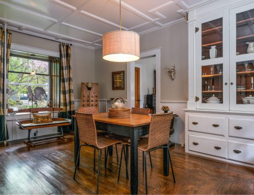 Dining Room –  5 Orchard Street
