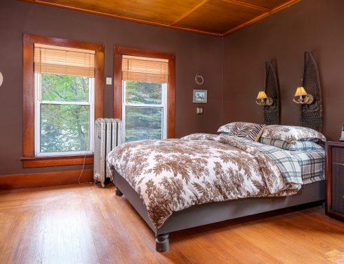 Master Bedroom – 5 Orchard Street