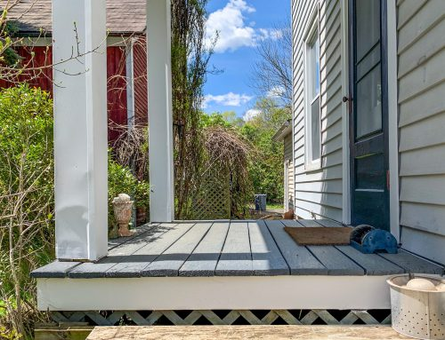 Back Porch –  5 Orchard Street